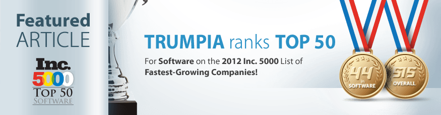 Trumpia's Inc 5000 Award