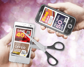 Mobile Coupon SMS Marketing Example
