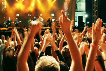 Text Message Campaigns are great for music venues