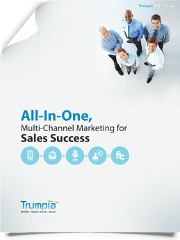 All-In-One  Multi-Channel Marketing for Sales Success