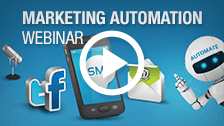 Marketing Automation Webinar Video